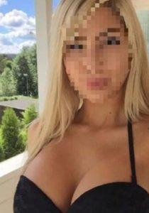 Проститутка индивидуалка Оксана